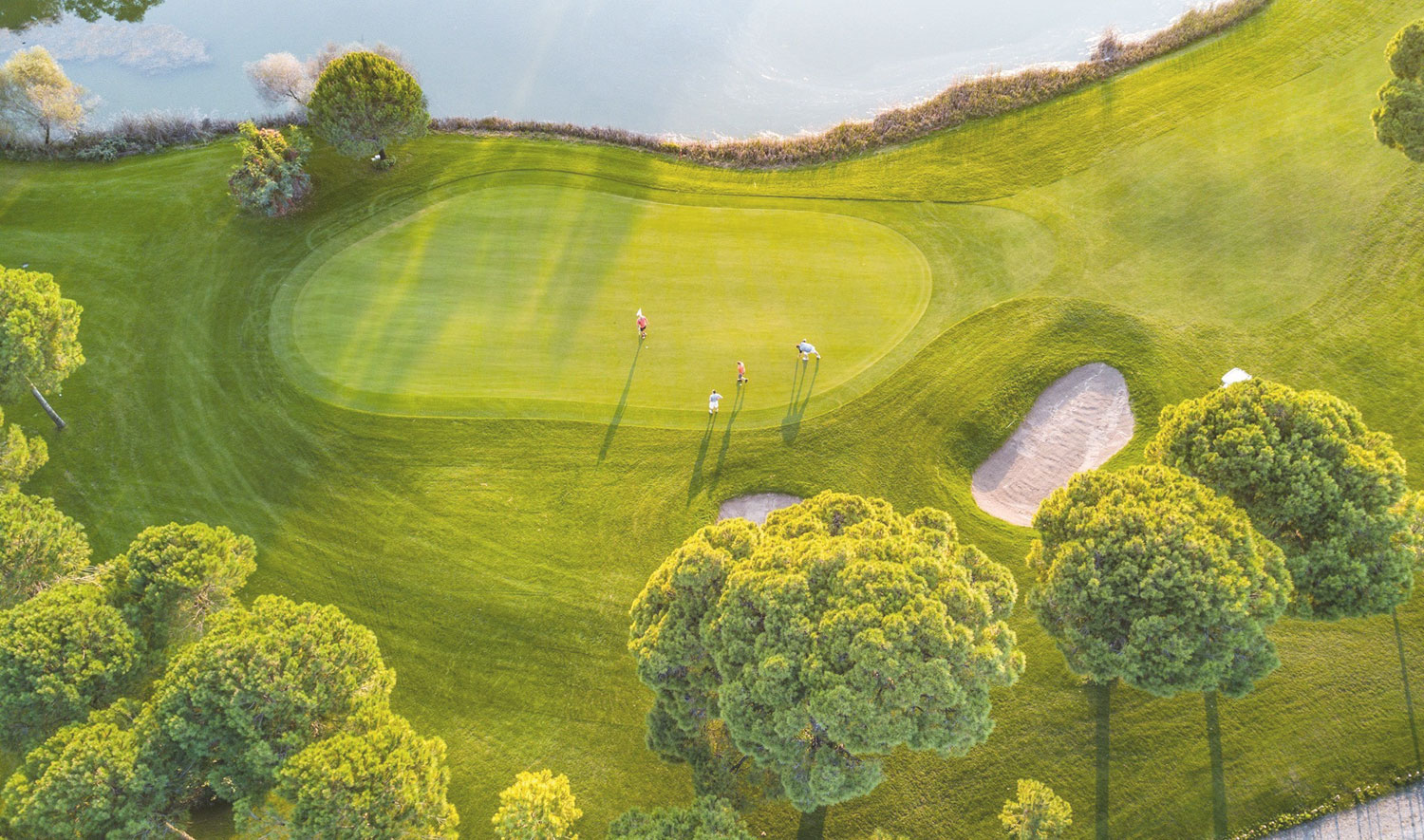 Great Golf Courses of Turkey