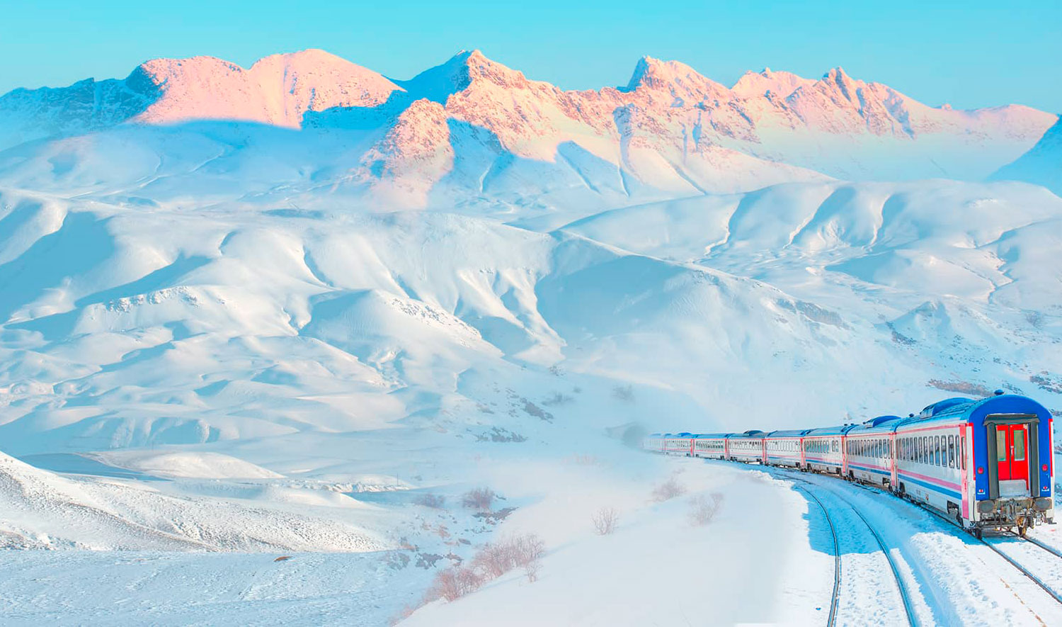 5 Most Scenic Railway Routes of Turkey